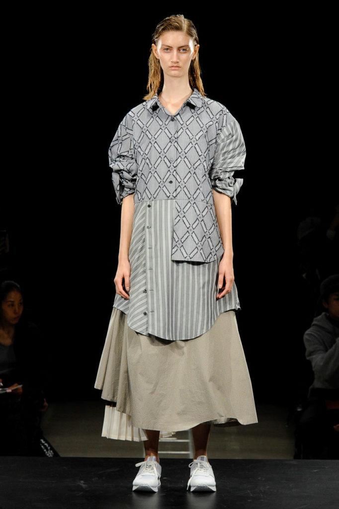 Fumiku Look - Ready to wear - Spring 2019